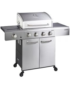 Outback stainless steel Meteor 4 burner gas BBQ