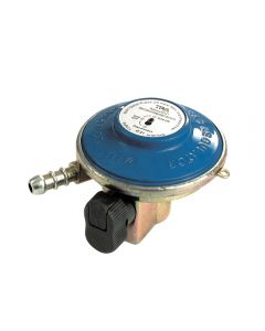 Genuine Outback 21mm snap fit butane gas regulator.