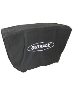Genuine Outback cover for 3 burner flatbed barbecues
