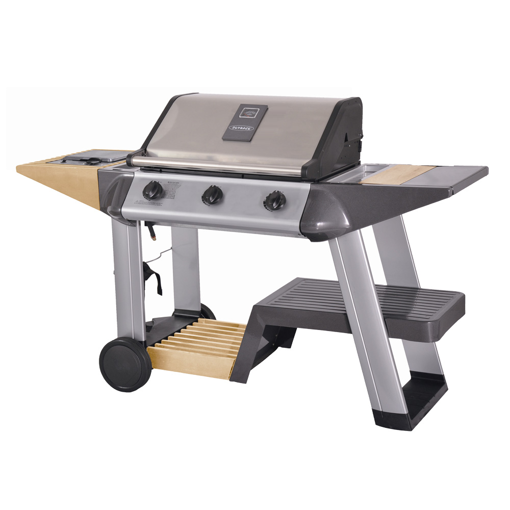 Outback Elite Range Of BBQ's
