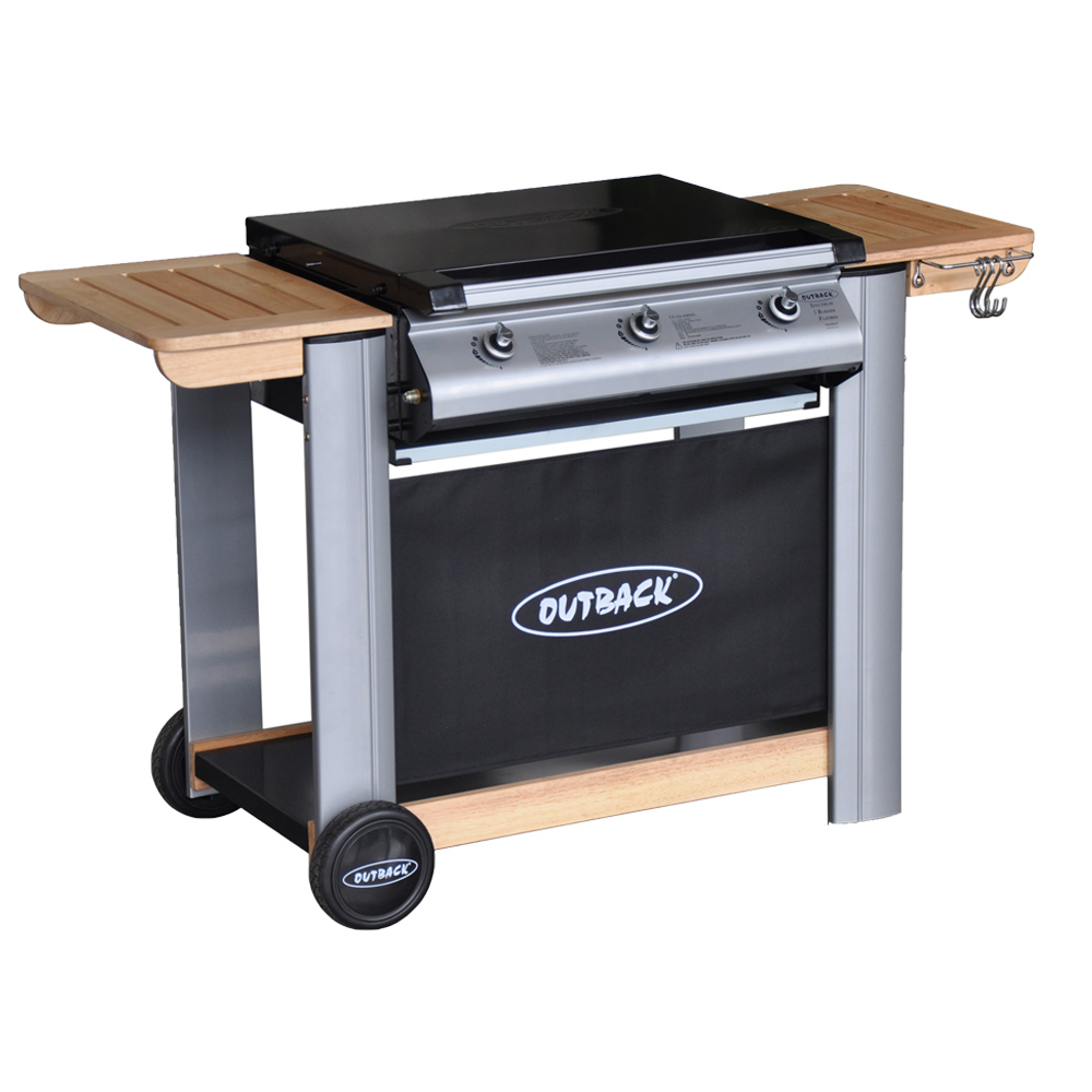 Spectrum flatbed Range of BBQ's