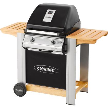 Outback Spectrum Range of BBQ's