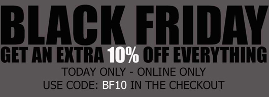 Black Friday at Outback Direct
